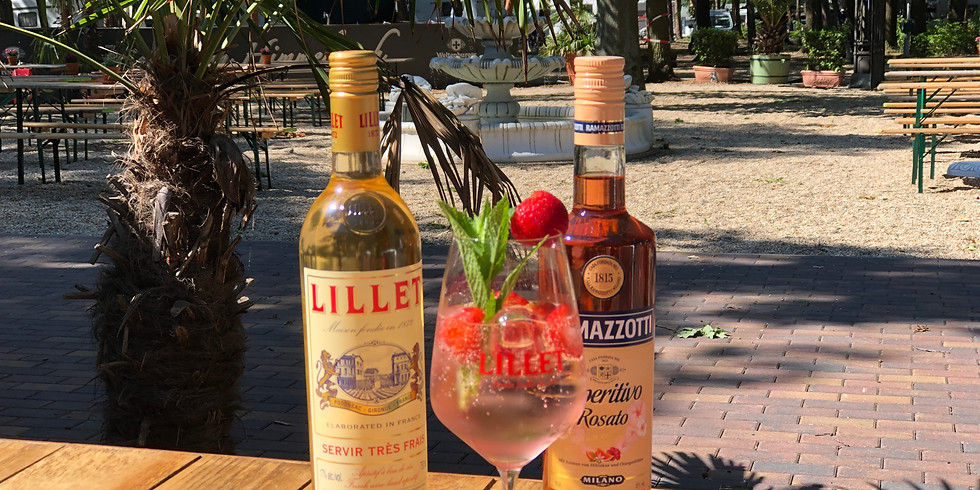Lillet White Party