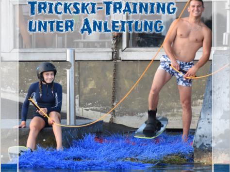 Cable Trickski Training