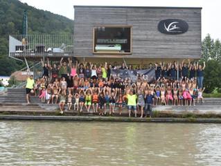 Gesund sein ist cool - gesund bleiben auch: Kinder- und Jugendprävention beim Wasserskiteam Obernzel