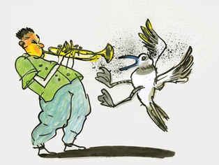 Trompeter Wolf-Dieter Pfennig
