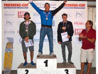 """Internationaler Friedberg-Cup & Bayerische Meisterschaft """"Wasserski Seilbahn"""" Juni 2019"""