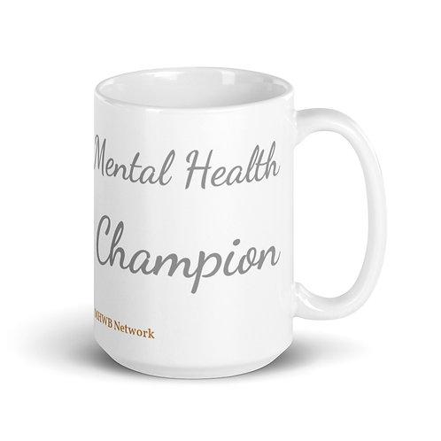 Mental Health Champion Mug