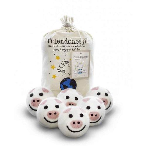 Piggy Band Eco Friendly Dryer Balls