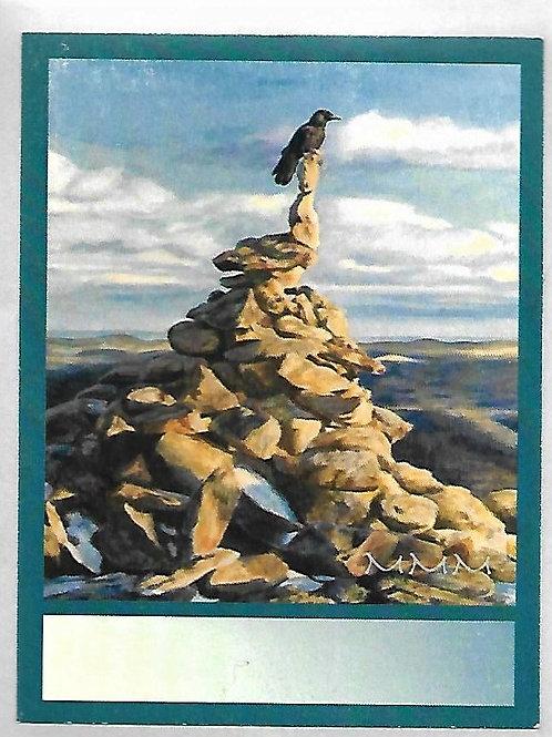Crow Cairn Bookplates