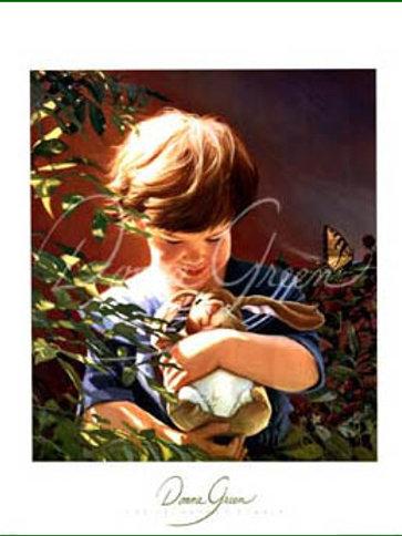 The Velveteen Rabbit (& Friend)