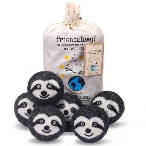 Sloth Squad Eco Dryer Balls
