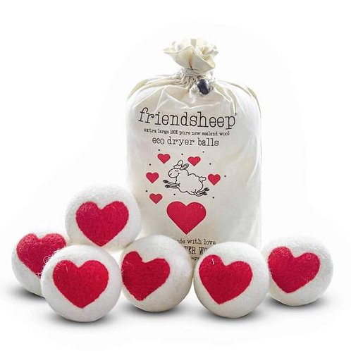 One Love Eco Friendly Dryer Balls