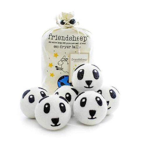 Panda Pack Eco Dryer Balls