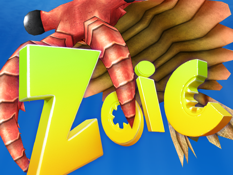 「Zoic -ゾイック- 位置情報RPG」を制作実績に追加しました。
