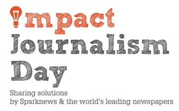 Logo Impact Journalism Day