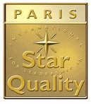 Logo International Star for leadership in Quality