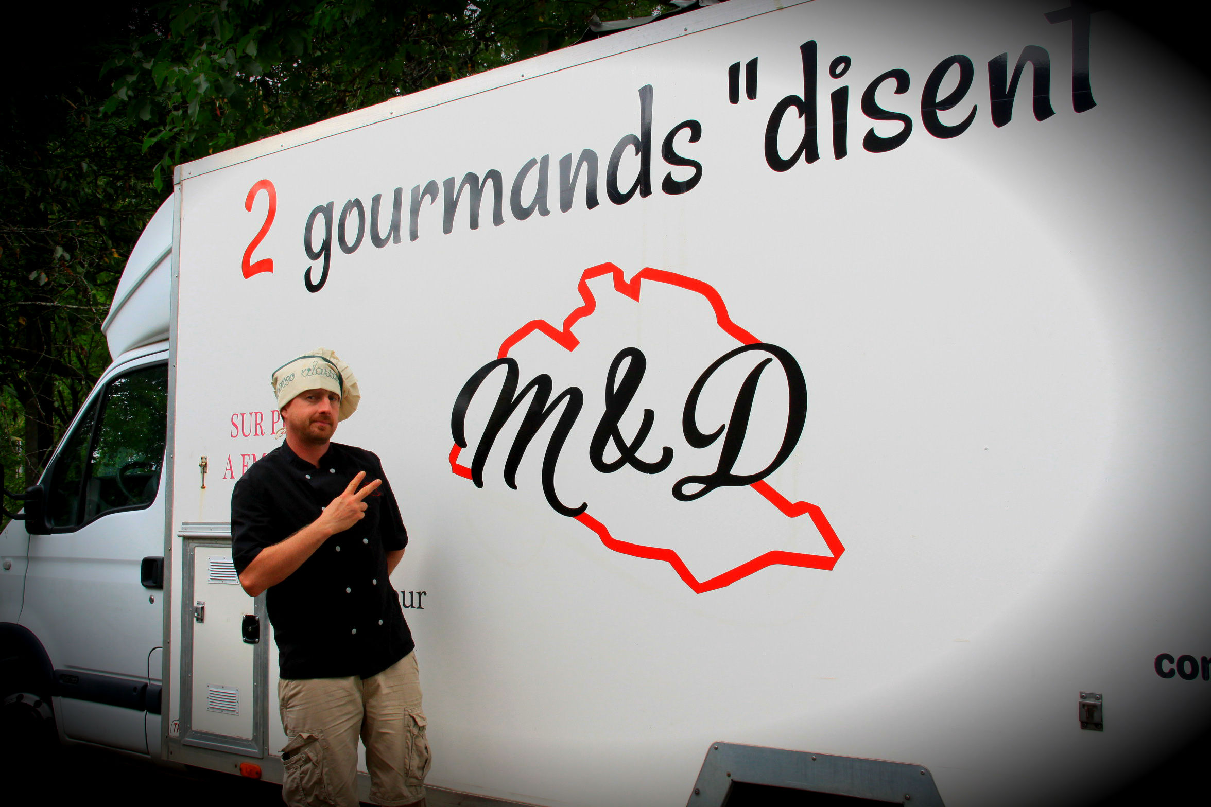 food truck les 2 gourmands disent
