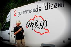 food truck les 2 gourmands disent