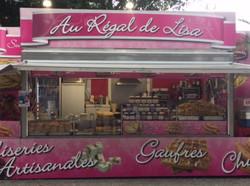 food truck au régal de lisa²