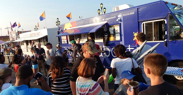 BORDEAUX FOOD TRUCK FESTIVAL
