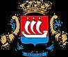 logo mairie pauillac detoure ruban bleu