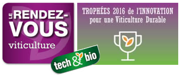 Logo Trophées de l'Innovation