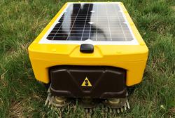 Automated Mower-Robot Vitirover
