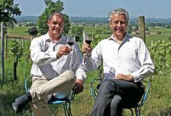 Cofounders in the vine