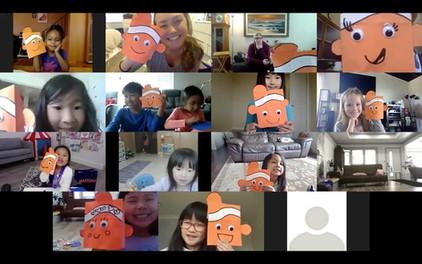 Nemo & Dory Crafts!