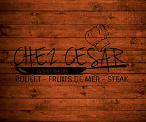 Restaurant, Rive -Sud, Chez Cesar | poulet - fruits de mer - steak