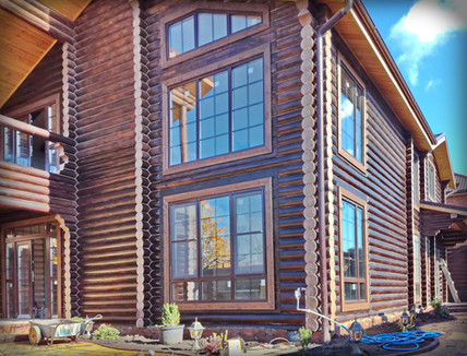 Wood house II