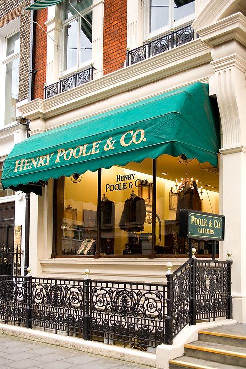 Henry Poole Deborah Marx Management GQ