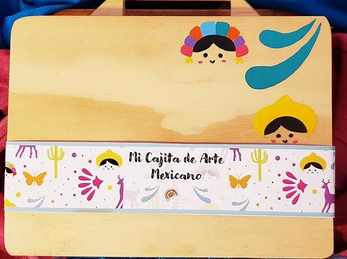 Mi Cajita de Arte Mexicano de BMF