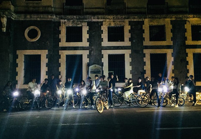 Explore Intramuros at Night!