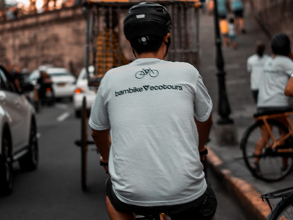 Tips on Exploring Intramuros on Bamboo Bikes