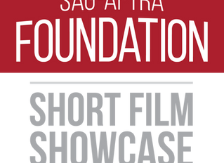 HEAVY FEATHERS to be screened at SAG-AFTRA Foundation Short Film Showcase on Sept. 28, 2016