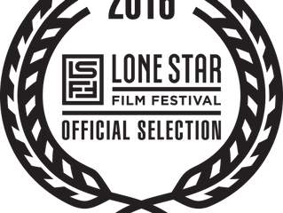 Join me at the Lone Star Film Festival on Nov. 11th & 12th!