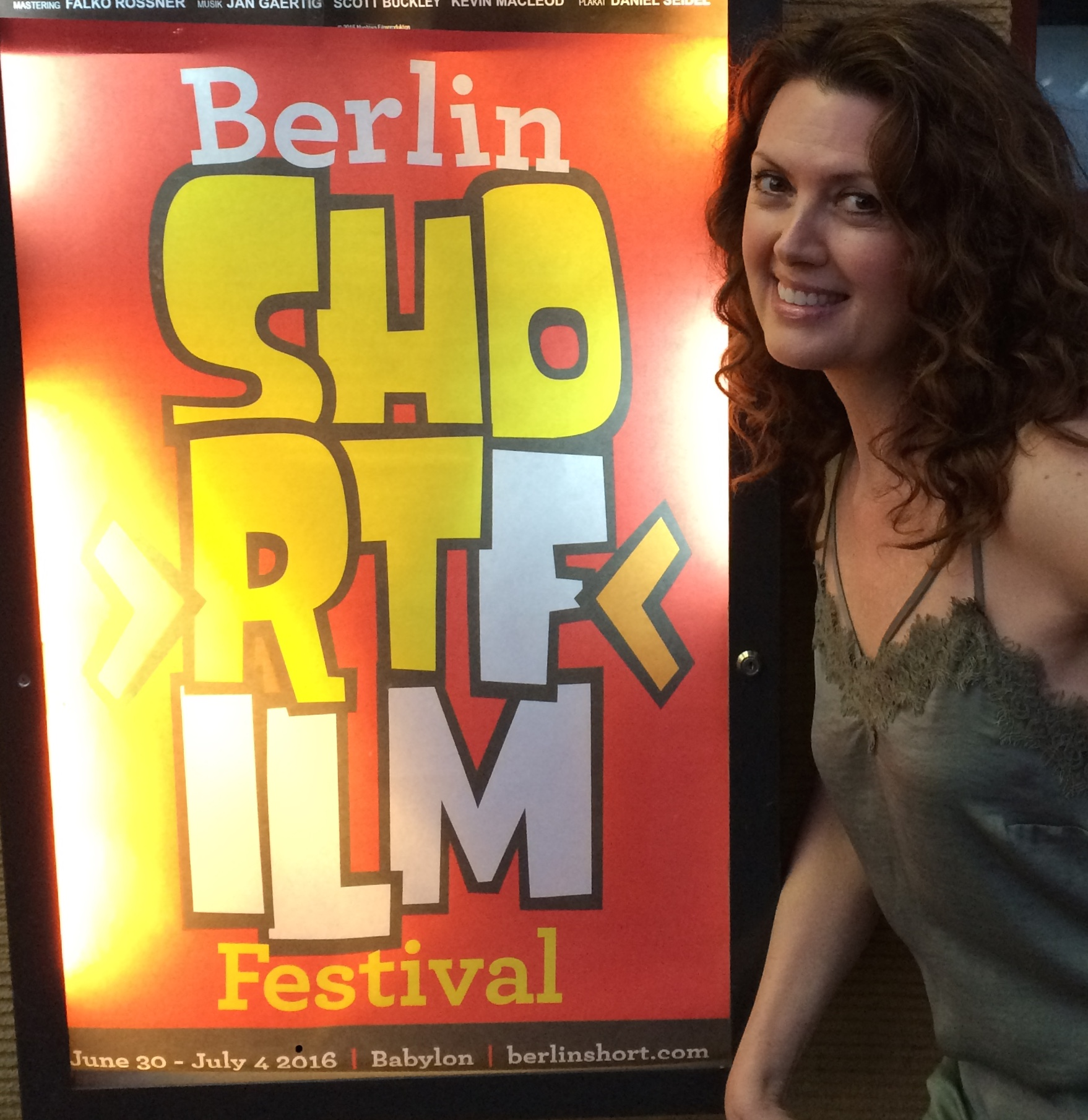 BERLIN SHORT FILM FESTIVAL | 2016