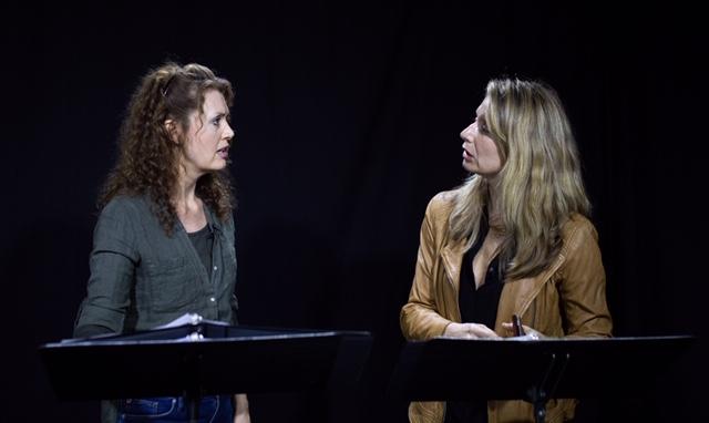 Laura Lockwood and Nadia Bowers