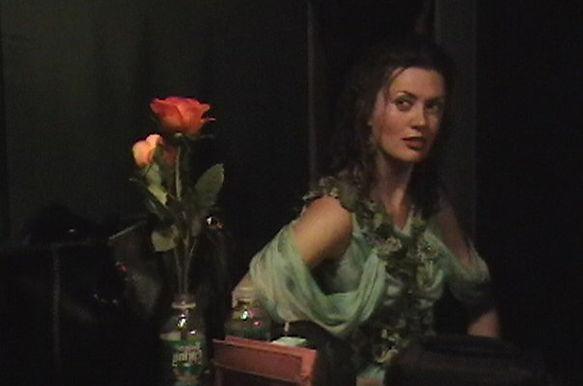 Laua Lockwood as Fastina in The Art of Love