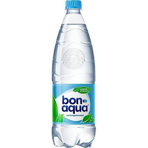 Бонаква Б/Г 1л пэт (1х12) вода оптом