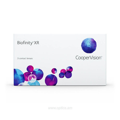 CooperVision® Biofinity XR
