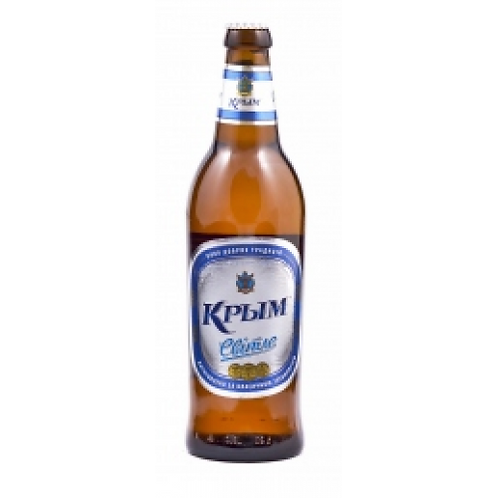 Крым светлое   0,5л  ст  (1х20) пиво оптом