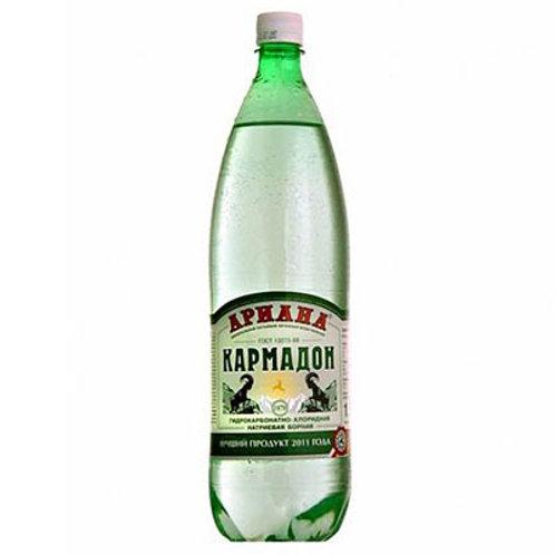 Кармадон Ариана 1.5л пэт (1х6) вода оптом