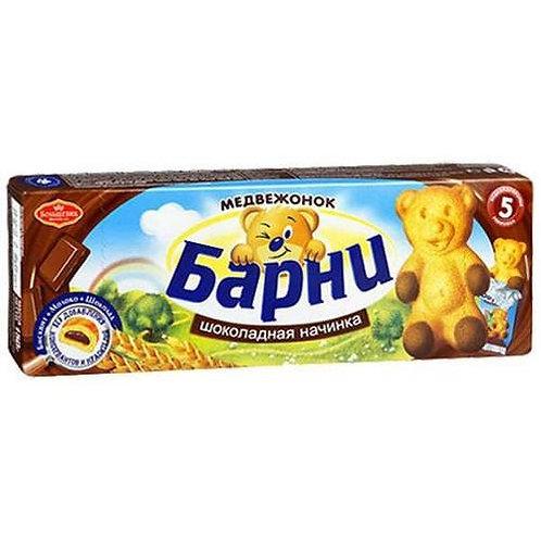 Медвежонок  Барни  Шоколадный  150гр  1шт. оптом
