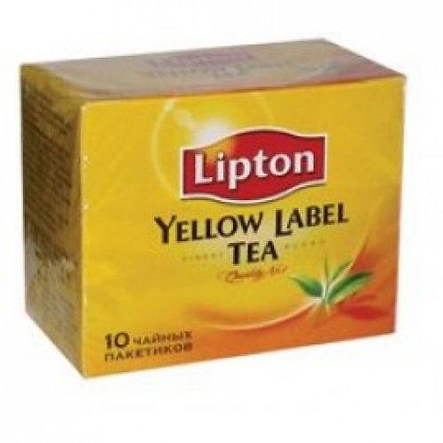 Чай Липтон  (10 пакет)  1шт. оптом