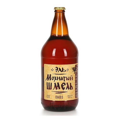 Мохнатый  Шмель  1л (1х6) пиво оптом
