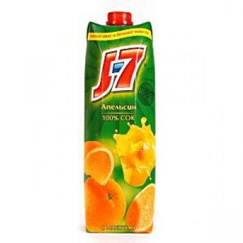 J-7 Апельсин 1л (1х12) оптом