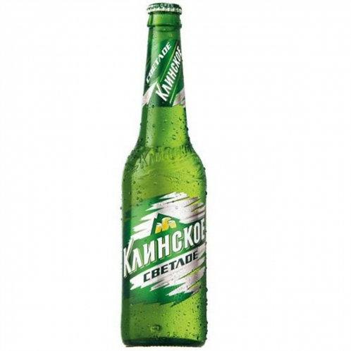 Клинское св 0.5л ст (1х20) пиво оптом
