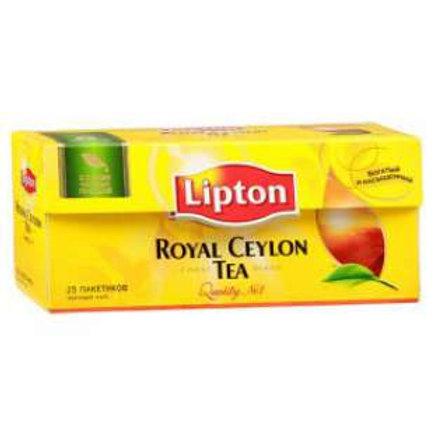 Чай Липтон  (50 пакет) 1шт. оптом