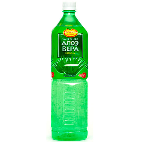 АЛОЭ ВЕРА  напиток с кусочками алоэ 1,5л (1х6) оптом
