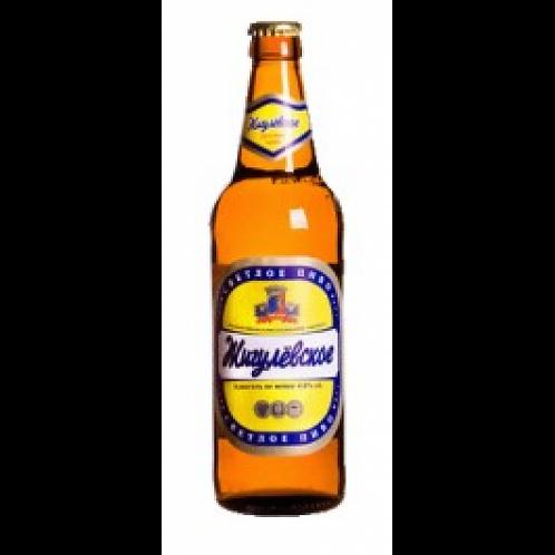 Жигулевское Рязанское  0,5л ст (1х20) пиво оптом