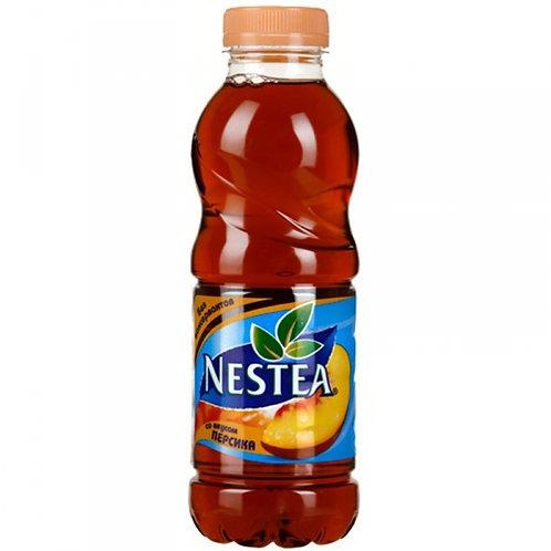Чай Нести Персик 0.5л пэт (1х12) оптом