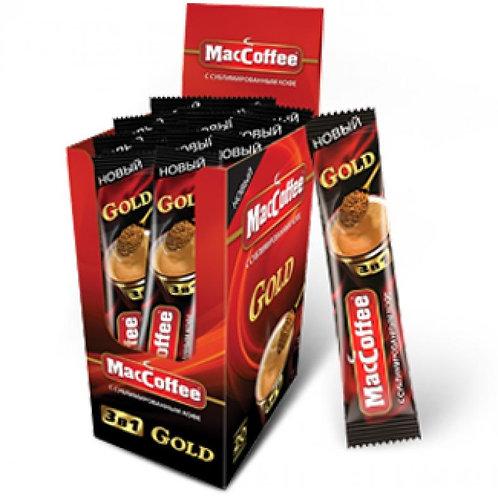 Мак Кофе  GOLD карт./упак. 2 гр (1х30) оптом