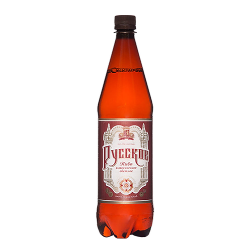 Русское классическое  1л  пэт(1х6) пиво оптом